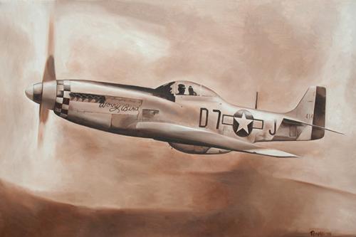 Worry Bird: P-51D Mustang